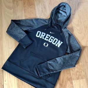 Nike OREGON DUCKS Therma-Fit Pullover Hoodie EUC